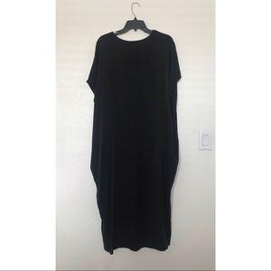 2b8af87775f J. Crew Dresses - Universal Standard for J.Crew Cupro tunic dress